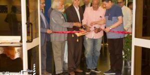 افتتاح الصالون السابع للتصوير الضوئى لمؤسسة كاميرا اسكندرية للفنون والثقافة