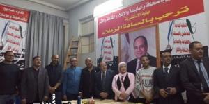 نقابة العاملين بالصحافة والطباعة والإعلام والثقافة والآثار بالاسكندرية تحتفل بالمولد النبوى الشريف