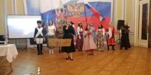 الاحتفال بعيد المركز الروسي للعلوم والثقافة بالإسكندرية