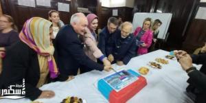 مصر وروسيا في معرض بعد ٣٠ سنة بالمركز الروسي للعلوم والثقافة بالإسكندرية