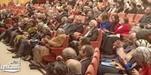الهيئة الإقليمية لتنشيط السياحة  تشارك مكتبة الإسكندرية في تكريم عدد من الشخصيات السكندريه في مجالات الأدب والثقافة والفنون