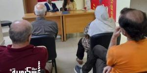 الأنفوشي تحيي تراث الفنان التشكيلي علي عزام