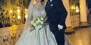 إهداء من الزميل محمد مبروك إلى الأستاذ محمد البنداري بمناسبة زفاف نجلته