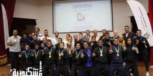 منتخب الإسكندرية للصم يفوز ببطولة الجمهورية في كرة القدم