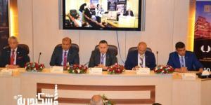 جامعة الإسكندرية تستند على دعائم تتوافق مع رؤية الدولة 2030