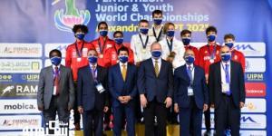 محافظ الإسكندرية ووزير الرياضة يشهدان منافسات بطولة العالم للخماسي الحديث للشباب