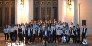 حفل فني لطلاب الغناء العربي والجيتار بتنمية المواهب بأوبرا الاسكندرية