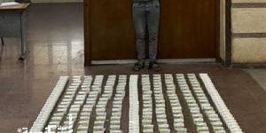 محكمة جنايات الإسكندرية.....السجن 7 سنوات لعاطلين حاولا ترويج 120 طربة حشيش