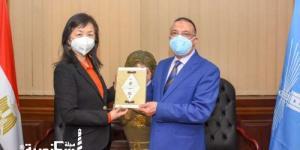 قنصل الصين بالإسكندرية.... نتعاون مع مصر في إنتاج لقاحات وكمامات لمكافحة كورونا