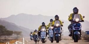 انطلاق رالي الدرجات النارية «تحدي عبور مصر» من الإسكندرية بطول 2440 كيومتراً