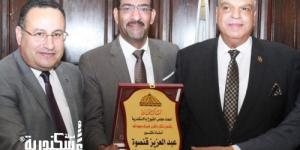"""الشيمي: يشارك فعاليات اجتماع رئيس جامعة الاسكندرية الدكتور """"عبد العزيز قنصوة"""" بأعضاء مجلس الشيوخ بالأسكندرية"""