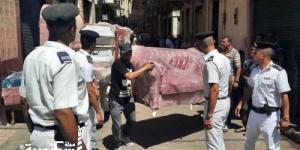 غلق مقهى ومحل وتحصيل 47 ألف جنيه غرامات في حملات شرق الإسكندرية