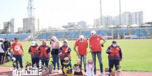 قافلة طبية للكشف على 250 من دور الأيتام باستاد الإسكندرية