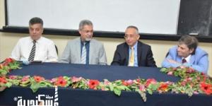 افتتاح ورشة العمل الأولى في وحدة منظار الموجات الصوتية بطب الإسكندرية