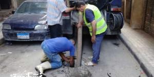 الإسكندرية تجرى محاكاة على الطبيعية في الشوارع والأنفاق لمواجهة الأمطار...استعدادا لـ«شتاء 2021»
