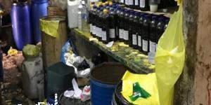 نيابة برج العرب...التحفظ على 9 آلاف طن مواد كيميائية منتهية الصلاحية بمصنع في الإسكندرية