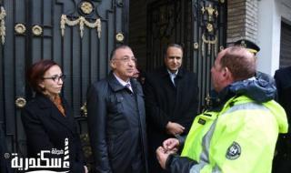 محافظ الإسكندرية يكلف نائبه بتفقد وحدة صحة الأسرة بالمتراس و مكتب صحة الورديان بحي غرب