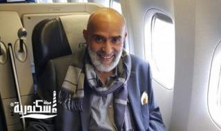 """وصل رجل الأعمال"""" أشرف السعد"""" تحت حراسة أمنية مشددة إلى الإسكندرية"""