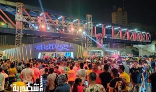 لتغيير ثقافة عشوائية الاحتفال بالعيد : سفينة زيد تقييم حفلاً مجانياً