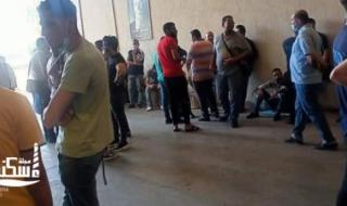 إضراب عمال شركة لورد بالإسكندرية