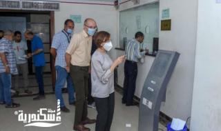 نائب المحافظ...مركز الإسكندرية للتدريب يهدف إلى تنمية مهارات التميز والجودة والتطوير