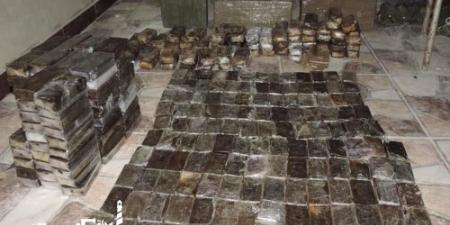 «الداخلية» تضبط مخدرات بـ3.9 مليون جنيه مع 3 من العناصر الإجرامية