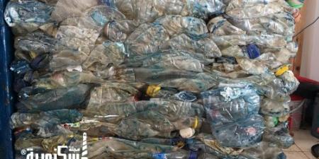 تموين الإسكندرية... ضبط مصنعًا دون ترخيص يستخدم مجروش البلاستيك الزبالي لتصنيع أدوات المائدة