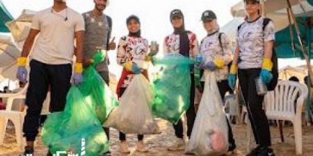 محافظ الإسكندرية يثمّن مجهود وزارة البيئة والمجتمع المدني لتنظيف 8 شواطئ