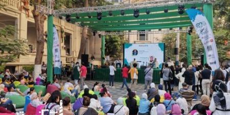 """مهرجان جرينش """"أول مهرجان بيئي بالشرق الأوسط"""""""