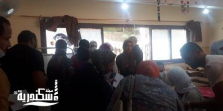 كلاكيت ثالث مرة:«برلماني» يطلق حملات ضد فيروس (كورونا) بالاسكندرية