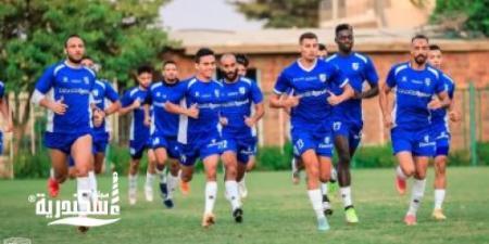 المقاولون العرب يستأنف تدريباته بعد ودية فاركو فى معسكر الأسكندرية