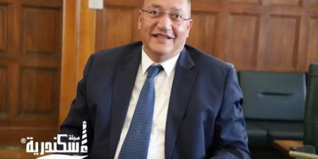 نائب «تجارية الإسكندرية» يترأس اجتماعًا لمناقشة تطوير هيكلتها