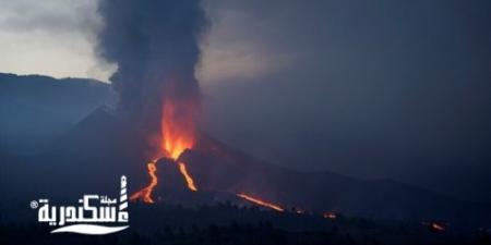 """سكان الإسكندرية لن يشعرون به....أستاذ جيولوجيا يكشف تأثير بركان """"لا بالما"""" على مصر"""