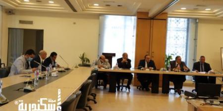 """""""غرفة الإسكندرية"""" تستضيف الجلسة التحضيرية لمؤتمر """"أخبار اليوم الاقتصادي"""""""