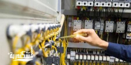 """""""رئيس شركة الإسكندرية لتوزيع الكهرباء """" 57 مليون جنيه أرباح خلال عام 2020-2021"""