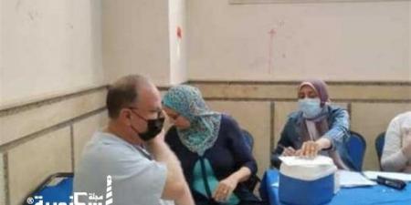 الكشف على 385 شخصًا بالمجان في قافلة طبية بعزبة محسن بالإسكندرية