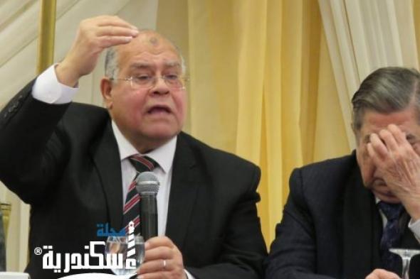 ناجى الشهابى يشيد يالجالية المصرية لوقفتها دفاعا عن حقوق مصر التاريخية فى مياه النيل