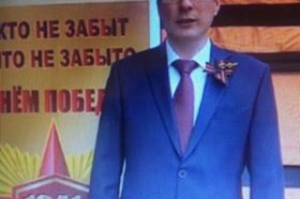 مدير المركز الروسى الثقافى بالإسكندرية يوجه كلمة للمواطنيين الروس بمناسبة الذكرى ٧٥ للنصر في الحرب الوطنية العظمى