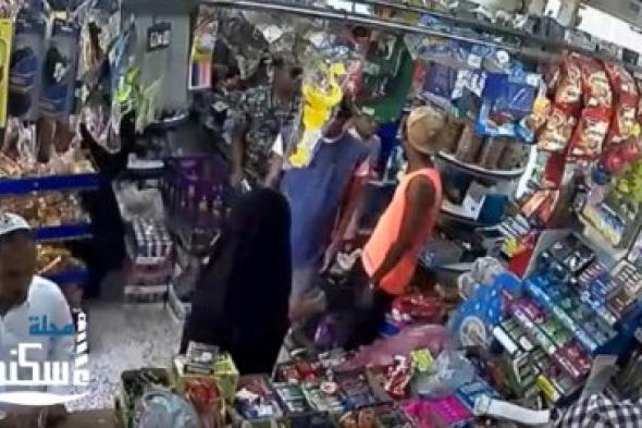 القبض على عاطلين تخصصا في جرائم سرقة المتاجر