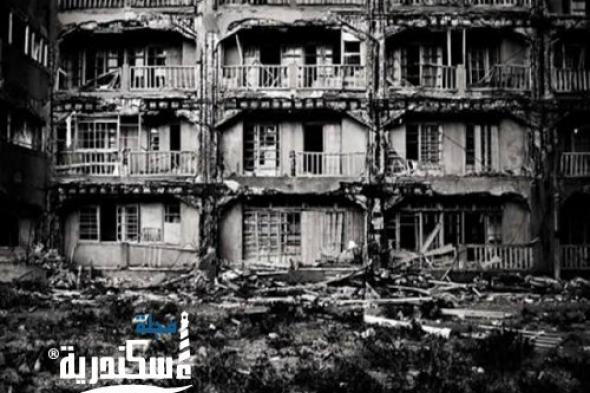"""""""المنزل الملعون"""" احدى المعالم الاثرية المفقودة"""