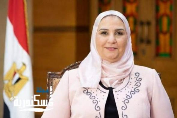 وزيرة الإنسانية تعيد للمشردين حياتهم من جديد فى الإسكندرية