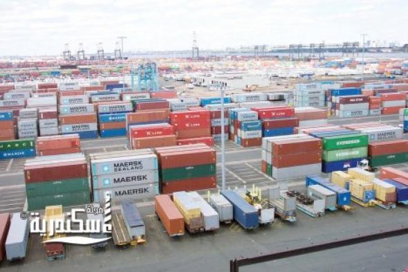 ميناء الإسكندرية ..... تداول 262 ألف طن بضائع استراتيجية
