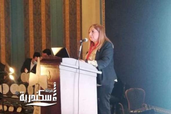 """تحت عنوان """"من أبريل إلى أبريل: عام من الجائحة"""" انطلاق فعاليات الدورة الثامنة من ملتقى الإسكندرية الاقتصادي والإداري"""