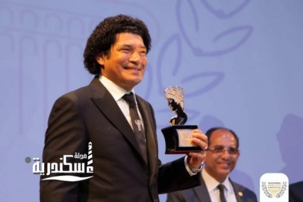 مهرجان الإسكندرية للفيلم القصير يكرم باسم السمرة