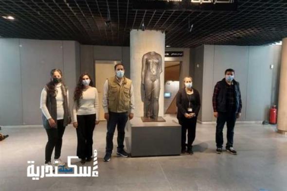 مكتبة الإسكندرية تكرم الفائزين بمسابقة «ارسم وابحث»