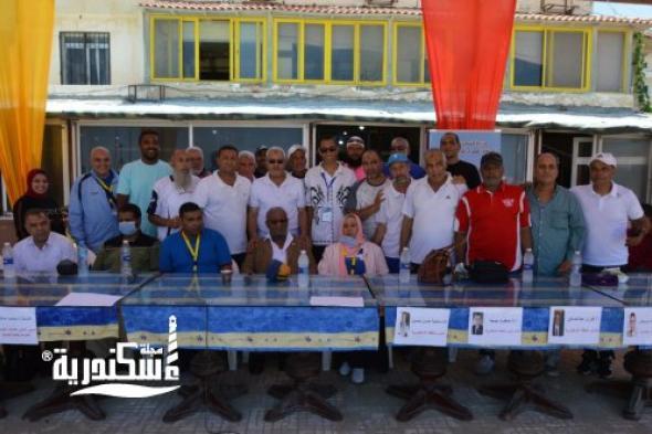 بالصور نجاح المهرجان الرياضى الأول لتدشين الاتحاد المصري للرياضة للجميع منطقة الإسكندرية (تحت التأسيس)
