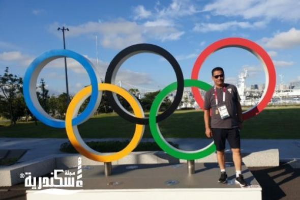 """الكابتن """"ايهاب جابر """"يقود بعثة التايكوندو فى اولمبياد طوكيو"""