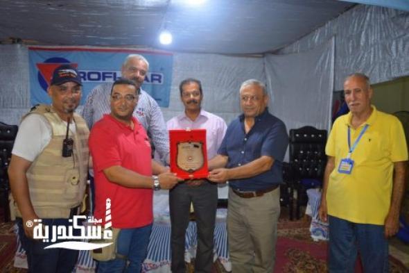 الهيئة الإقليمية لتنشيط السياحة تشارك في سباق السيارات رايس باستاد الإسكندرية