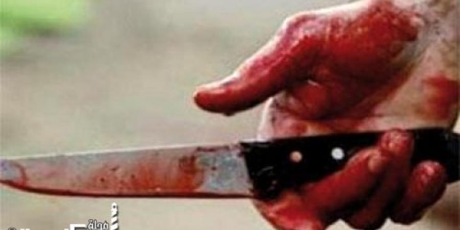شاب يطعن جدته بسكين لإتهامه بسرقتها