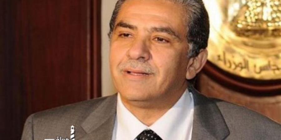 وزير البيئة يتفقد بالإسكندرية مشروع إعادة استرجاع مياه الصرف الصناعي بعد معالجتها